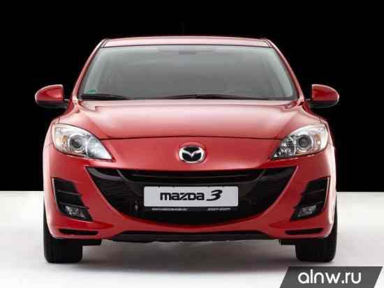 Инструкция по эксплуатации Mazda 3 II (BL) Хэтчбек 5 дв.