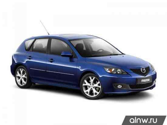 Mazda 3 I (BK) Хэтчбек 5 дв.
