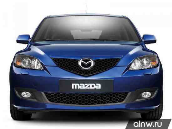 Инструкция по эксплуатации Mazda 3 I (BK) Хэтчбек 5 дв.