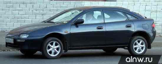 Руководство по ремонту Mazda 323 V (BA) Хэтчбек 5 дв.