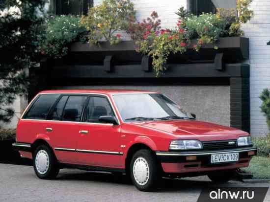 Mazda 323 III (BF) Универсал 5 дв.