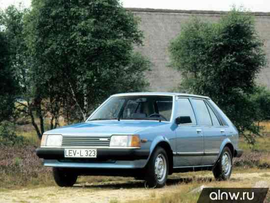 Руководство по ремонту Mazda 323 II (BD) Хэтчбек 5 дв.