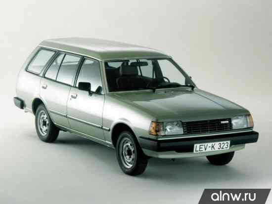 Mazda 323 I (FA) Универсал 5 дв.