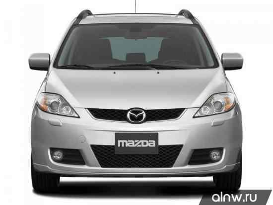 Каталог запасных частей Mazda 5 I (CR) Компактвэн