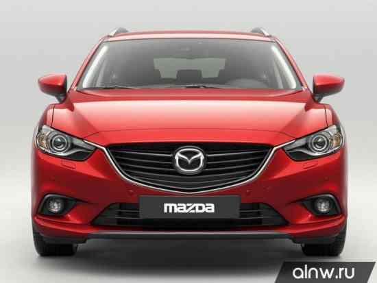 Инструкция по эксплуатации Mazda 6 III Универсал 5 дв.