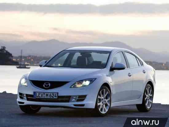 Mazda 6 II (GH) Седан