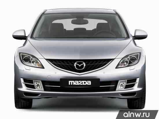 Инструкция по эксплуатации Mazda 6 II (GH) Лифтбек