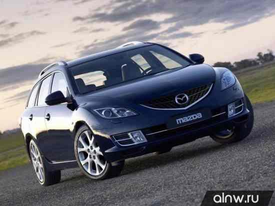 Mazda 6 II (GH) Универсал 5 дв.