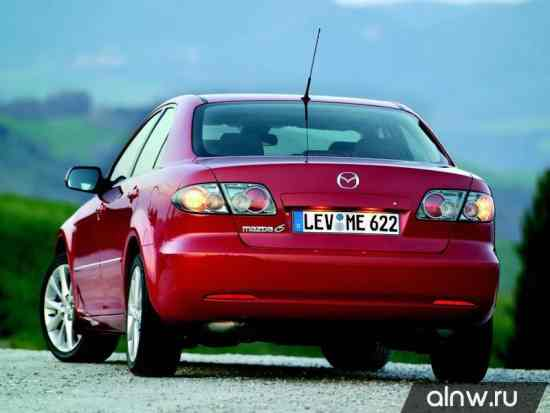 Программа диагностики Mazda 6 I (GG) Седан