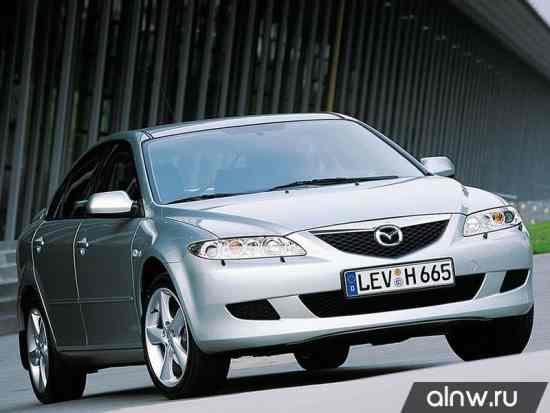 Mazda 6 I (GG) Лифтбек