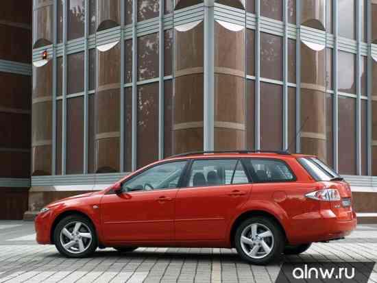 Каталог запасных частей Mazda 6 I (GG) Универсал 5 дв.