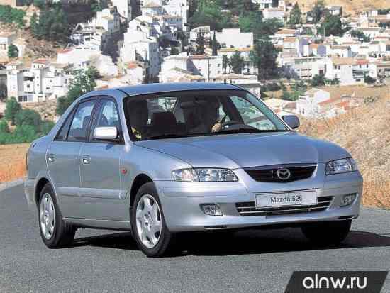 Mazda 626 V (GF) Седан