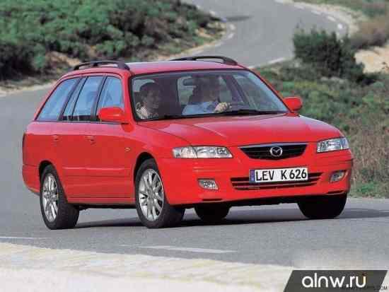 Mazda 626 IV (GE) Универсал 5 дв.
