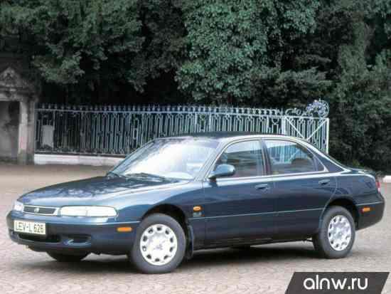 Mazda 626 IV (GE) Седан