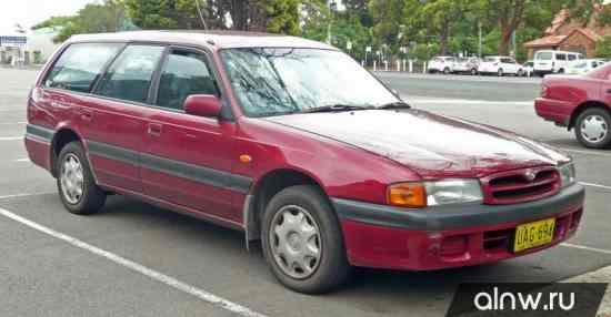 Mazda 626 III (GD) Универсал 5 дв.