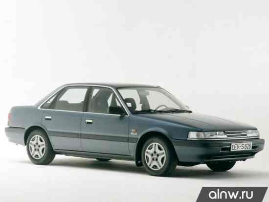 Mazda 626 III (GD) Седан