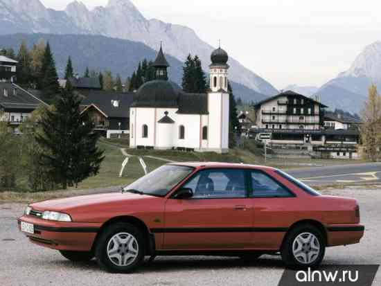 Руководство по ремонту Mazda 626 III (GD) Купе
