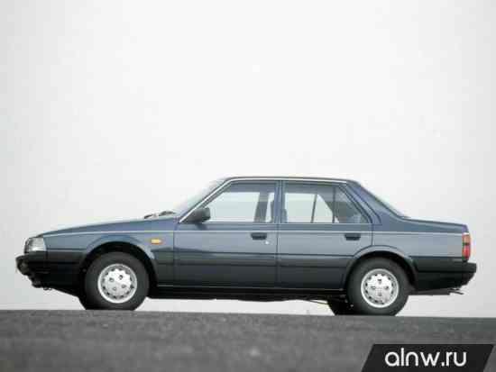 Каталог запасных частей Mazda 626 II (GC) Седан