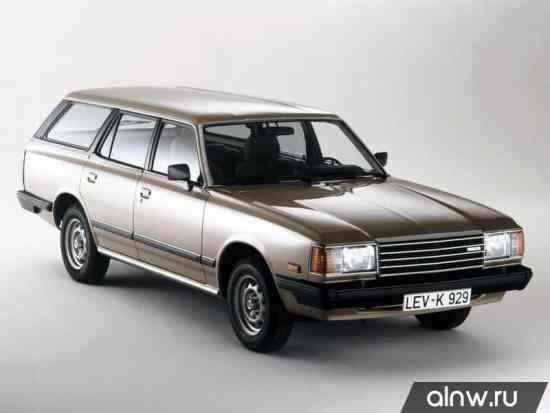 Руководство по ремонту Mazda 929 II (HB) Универсал 5 дв.