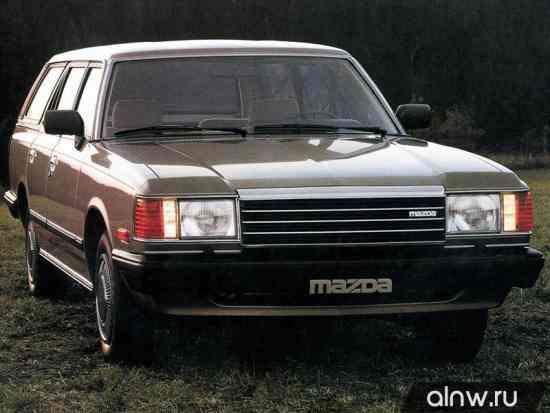 Каталог запасных частей Mazda 929 II (HB) Универсал 5 дв.