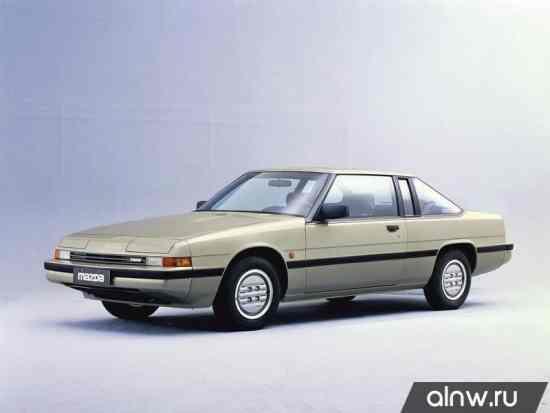 Mazda 929 II (HB) Купе