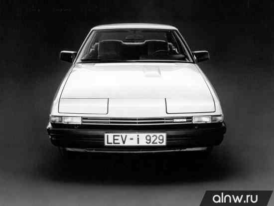 Инструкция по эксплуатации Mazda 929 II (HB) Купе