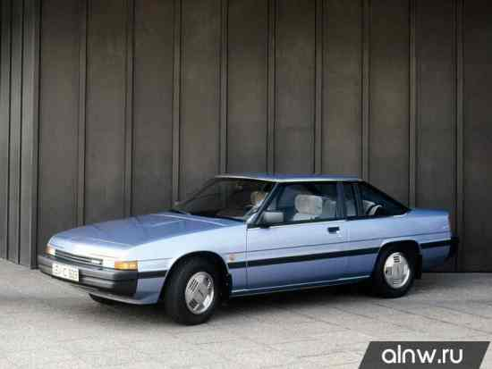 Каталог запасных частей Mazda 929 II (HB) Купе