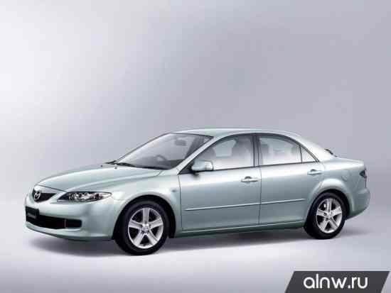 Инструкция по эксплуатации Mazda Atenza  Седан