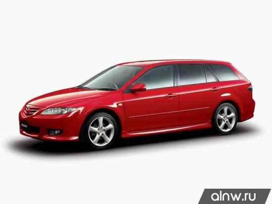 Mazda Atenza  Универсал 5 дв.