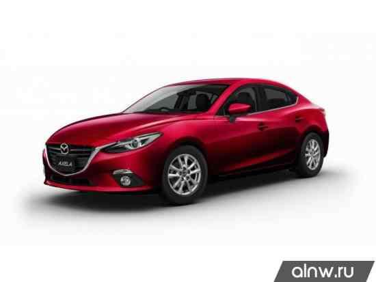 Mazda Axela III Седан