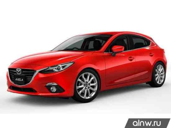 Руководство по ремонту Mazda Axela III Хэтчбек 5 дв.