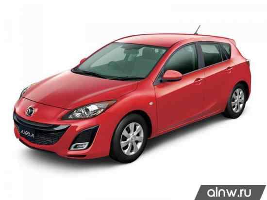 Mazda Axela II Хэтчбек 5 дв.