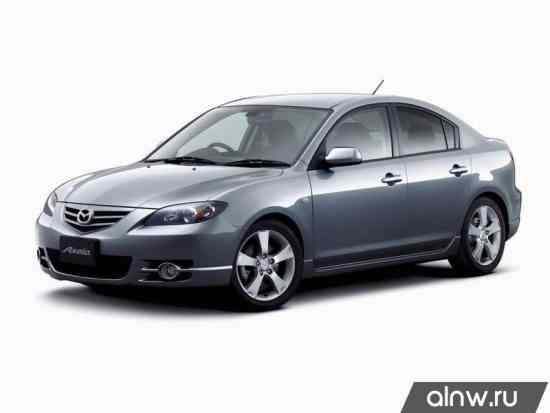 Mazda Axela I Седан