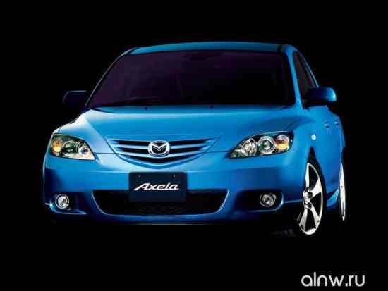 Руководство по ремонту Mazda Axela I Хэтчбек 5 дв.