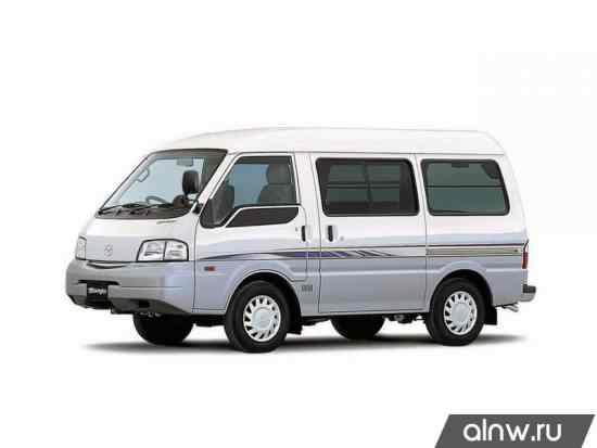 Руководство по ремонту Mazda Bongo IV Минивэн