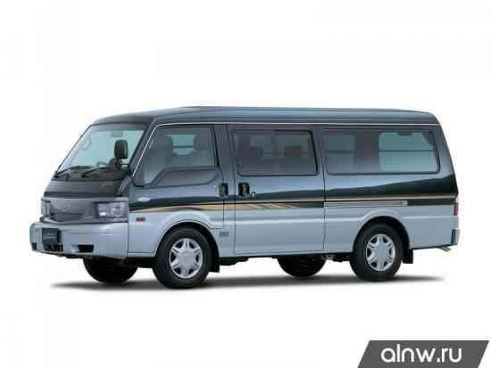 Mazda Bongo III Минивэн