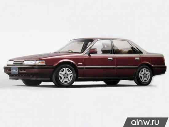 Руководство по ремонту Mazda Capella IV Седан