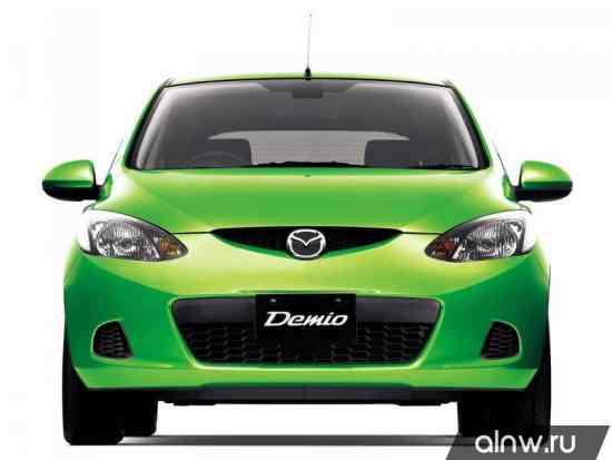 скачать бесплатно руководство по эксплуатации Mazda Demio - фото 11