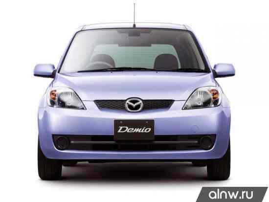Инструкция по эксплуатации Mazda Demio II (DY) Хэтчбек 5 дв.
