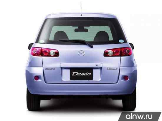 Программа диагностики Mazda Demio II (DY) Хэтчбек 5 дв.