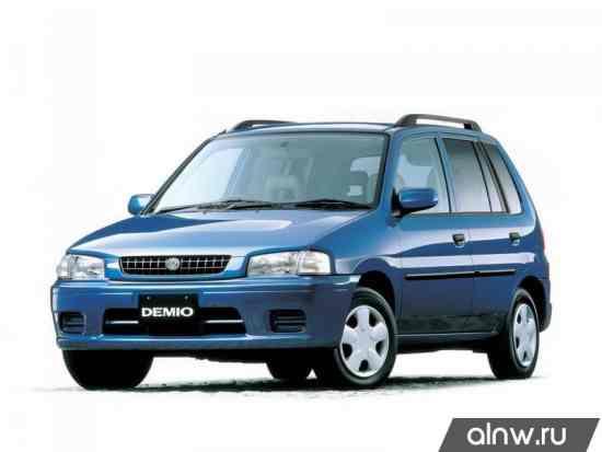 Mazda Demio I (DW) Хэтчбек 5 дв.