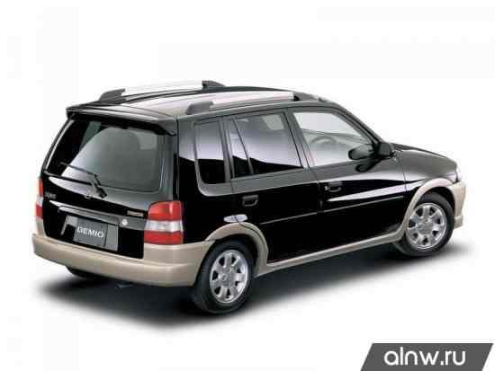 Каталог запасных частей Mazda Demio I (DW) Хэтчбек 5 дв.
