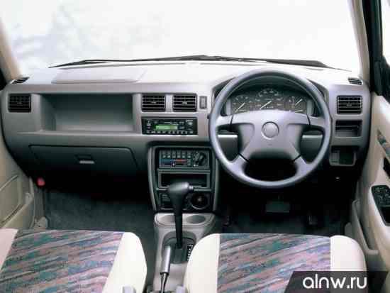 Программа диагностики Mazda Demio I (DW) Хэтчбек 5 дв.