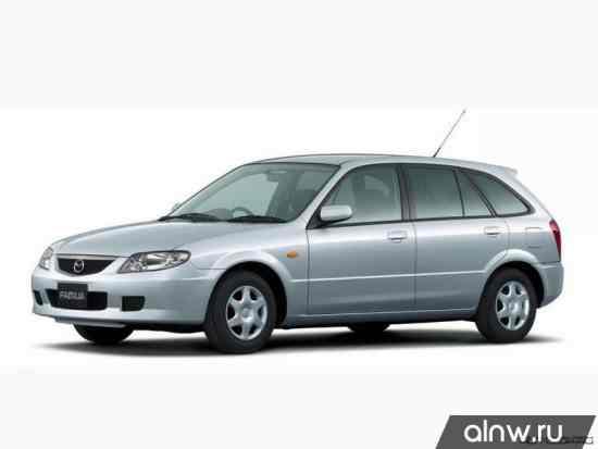 Руководство по ремонту Mazda Familia VIII (BJ) Универсал
