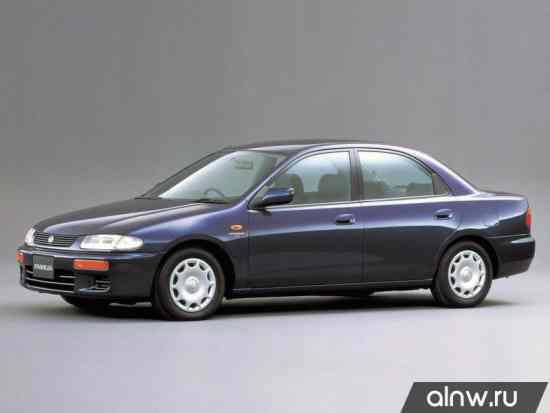 Mazda Familia VII (BH) Седан