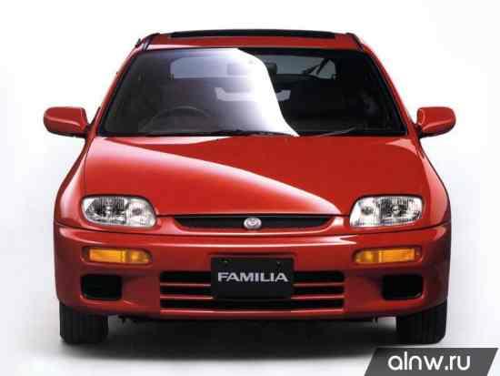 Инструкция по эксплуатации Mazda Familia VII (BH) Хэтчбек 5 дв.