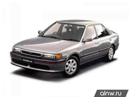 Mazda Familia VI (BG) Седан