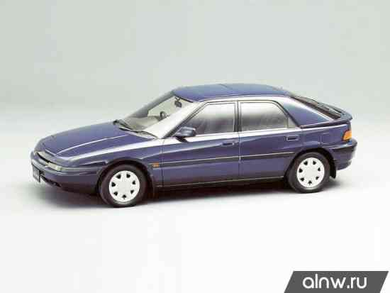 Mazda Familia VI (BG) Хэтчбек 5 дв.
