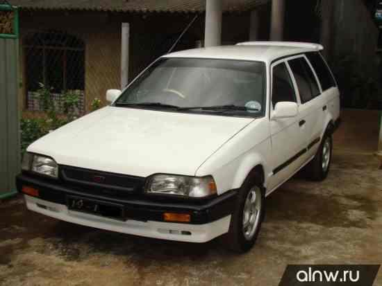 Mazda Familia VI (BG) Универсал 5 дв.
