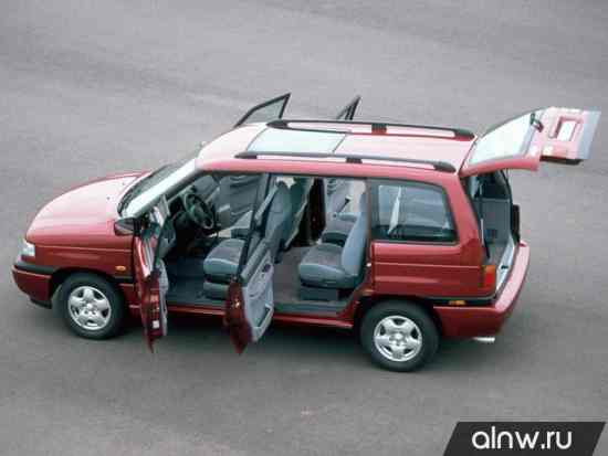 Каталог запасных частей Mazda MPV I (LV) Компактвэн